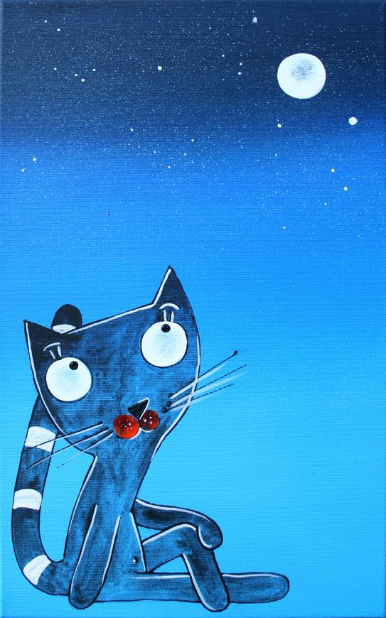 Odamus Disain: maal kass Sille Seer