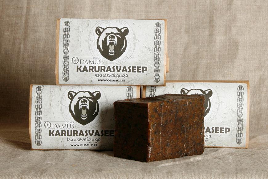 Odamus Disain: stiilsed ärimeened karurasvaseep