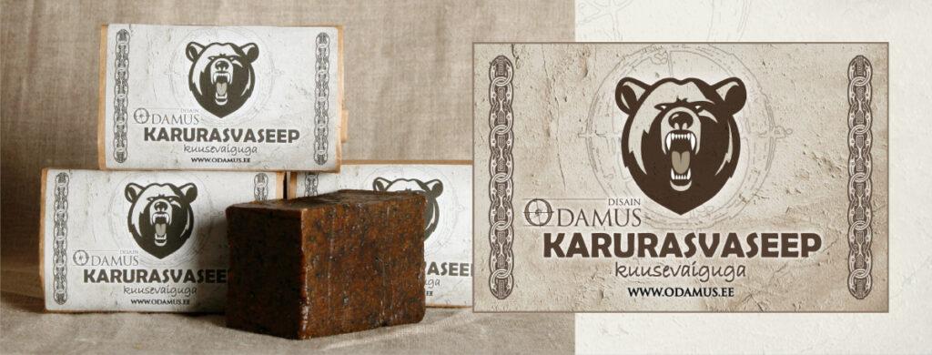 Odamus Disain: pakendid