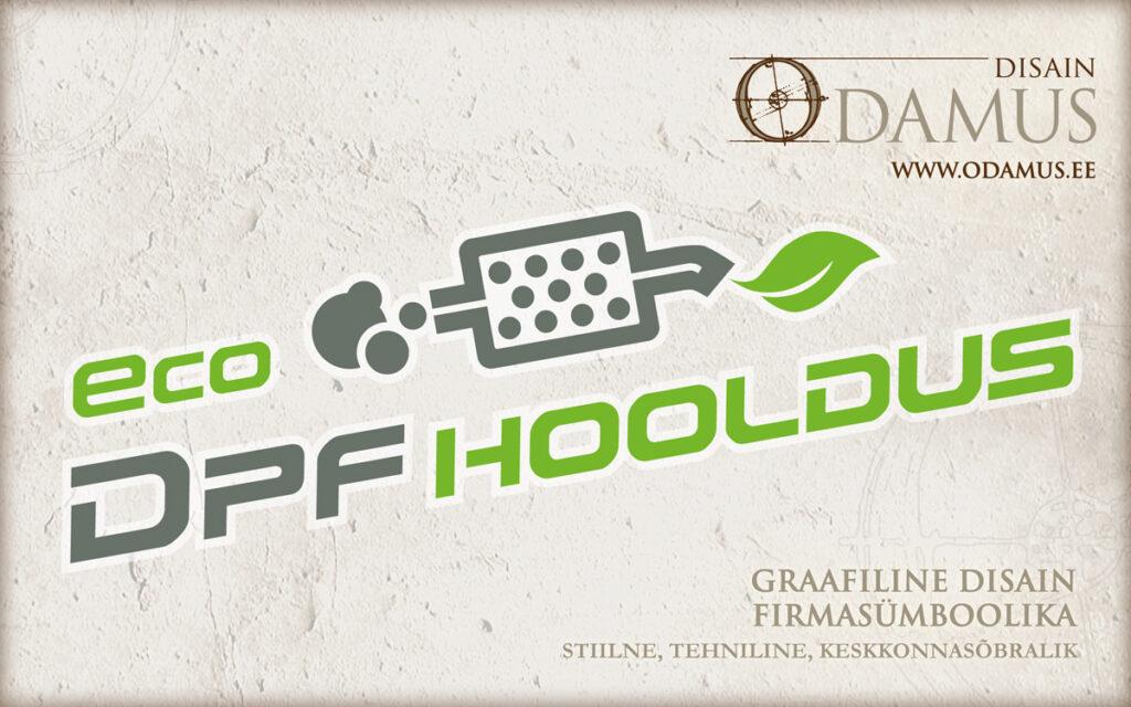 Odamus Disain: Logo kujundus EcoDpf