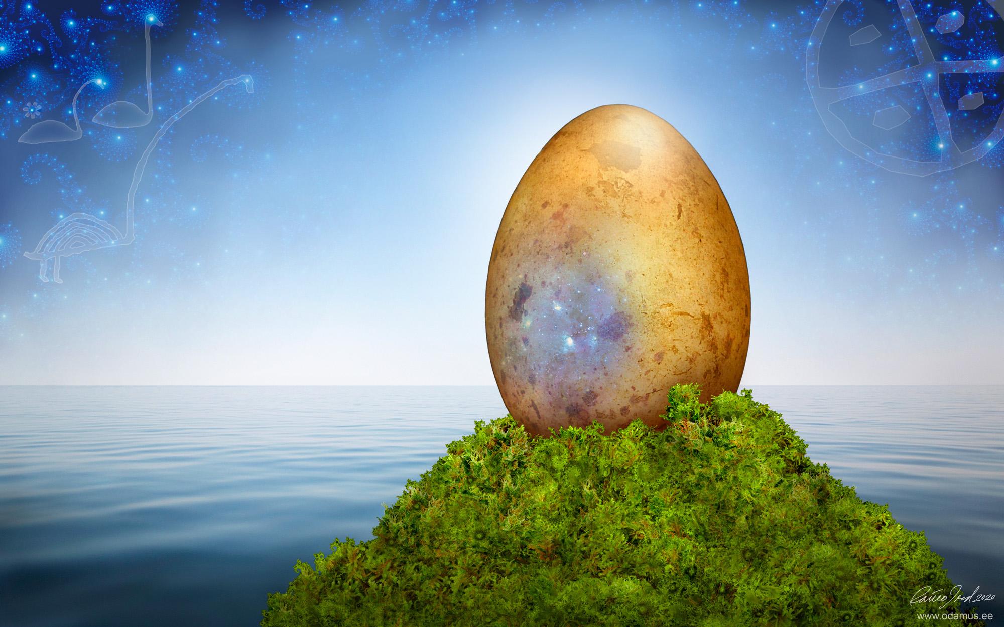 Ilmameri ja kosmiline muna