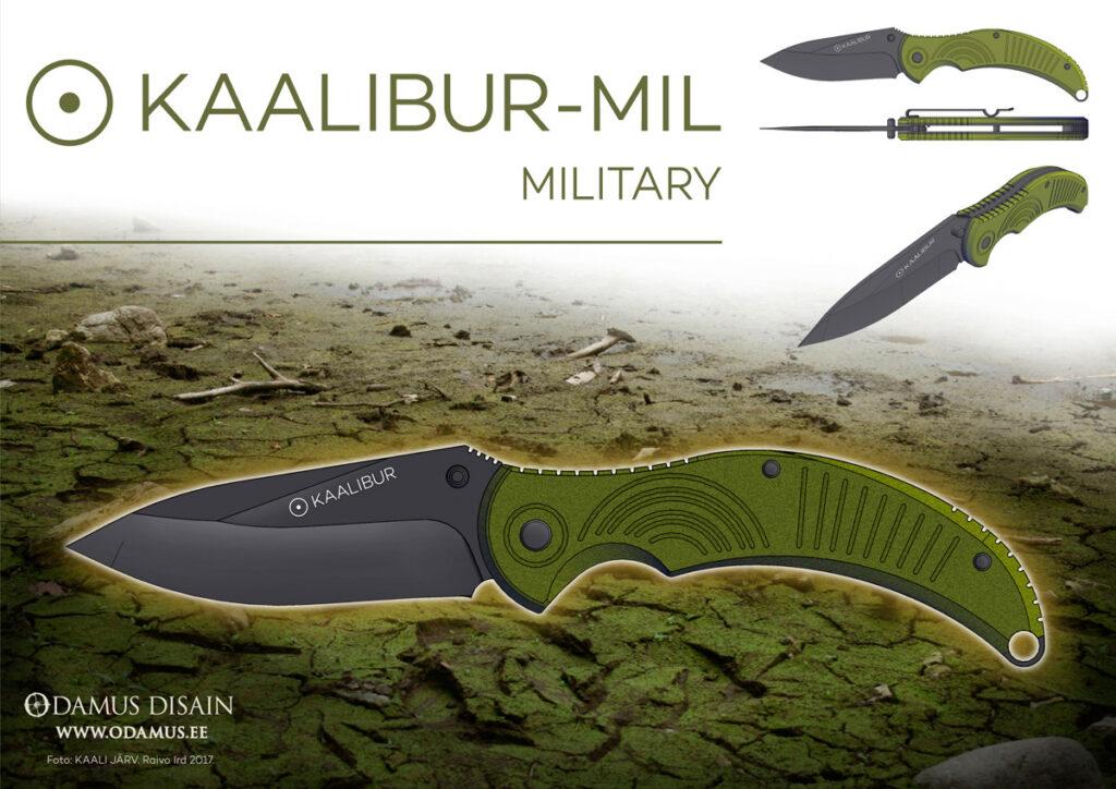 Odamus Disain: Nuga Kaalibur-1 MIL disain
