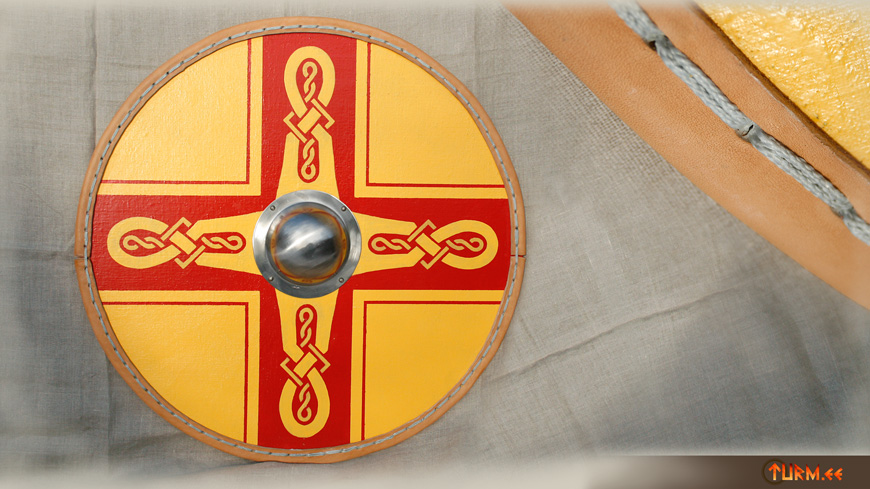 Viikingikilp ELIIT 02 väike